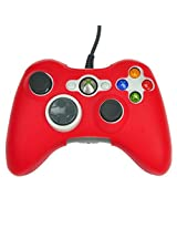 Xbox 360 Controller Skin Red