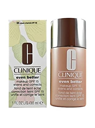 Clinique Base De Maquillaje Líquido Even Better N°04 Cream Chamois 15 SPF  30.0 ml