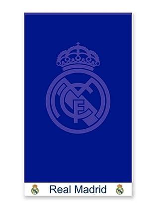 Secaneta Toallas de Playa Jaquard Real Madrid (Azulón)