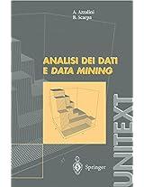 Analisi dei dati e data mining (UNITEXT)