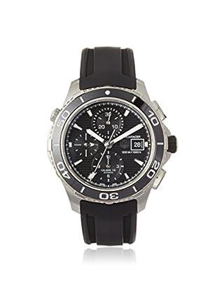 TAG Heuer Men's CAK2110.FT8019 Aquaracer Black Rubber Watch