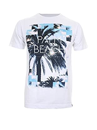 COTTON SOUL Camiseta Manga Corta Palm Beach