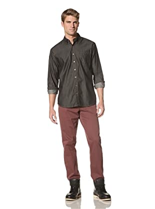 Road Men's Stevenson Shirt (Black)
