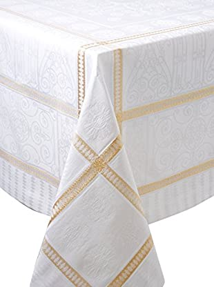 Garnier-Thiebaut Tuileries Tablecloth