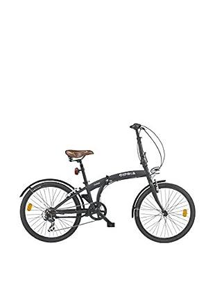 Cicli Cloria Milano Fahrrad Forlanini schwarz