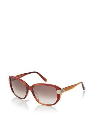 Chloé Women's CL2212 Sunglasses (Red Horn)