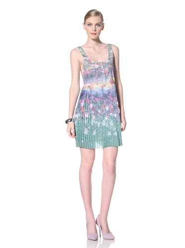 Timo Weiland Women's Leven Dress (Coastal Floral Print)