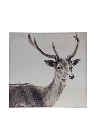 Novità Home Leinwandbild Fallow Deer