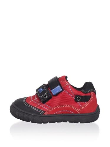 umi Kid's Borneo Sneaker (Toddler) (Red)