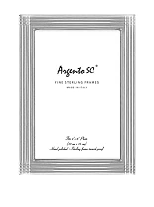 Argento SC Axis Sterling Picture Frame, 4