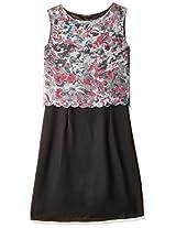The Vanca Women's Chiffon Skater Dress