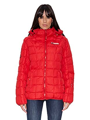 Geographical Norway Abrigo Baghera Lady 004 (Rojo)