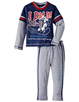 Disney Boy's Goofy Pyjama Set