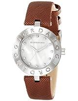 Giordano Analog White Dial Women's Watch - 2754-03