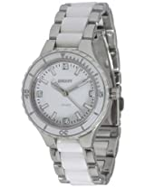DKNY End of Season Analog White Dial Women's Watch - NY8498