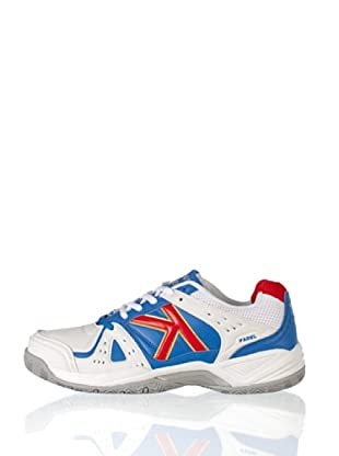 Kelme Zapatillas Amazon Pádel (Blanco / Azul)