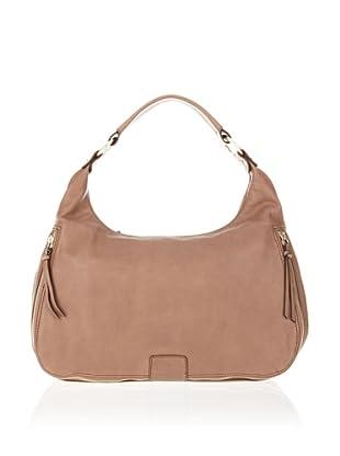 Braun Büffel ZIP Bag (Fossil)