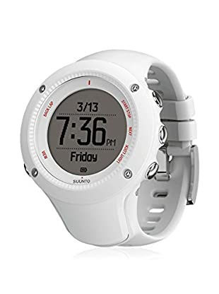 Suunto Braccialetto Fitness Gps Ambit 3 Run Hr SS021259000 Bianco