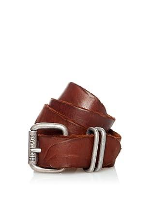 Pepe Jeans London Cinturón Seth Belt (Marrón)
