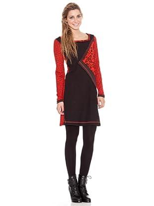 HHG Vestido Aroa (Rojo)