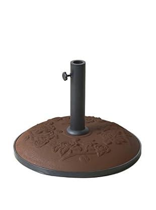 Galileo Casa Ständer für Sonnenschirm 25 Kg braun
