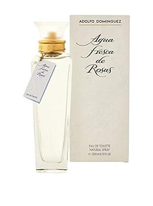 ADOLFO DOMINGUEZ Eau de Toilette Damen Agua Fresca De Rosas 200 ml, Preis/100 ml: 26.47 EUR