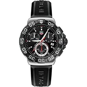 TAG Heuer Mens CAH1110.BT0714 Formula 1 Chronograph Quartz Watch