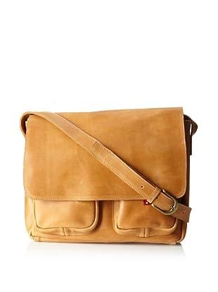 Oliberté Men's Lapo 02 Bag (Camel)