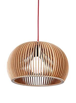 LO+DEMODA Lámpara De Suspensión Circum Plywood Madera haya