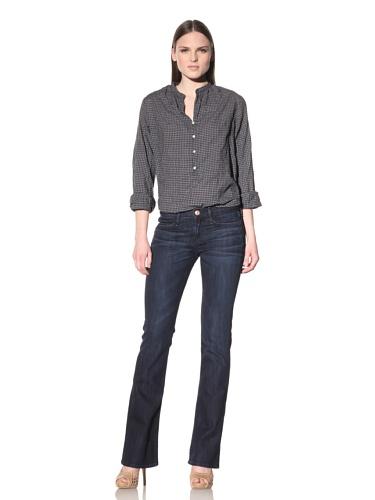 Earnest Sewn Women's Keaton Slight Bootcut Jean (Astrid)