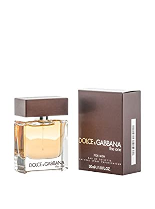 Dolce & Gabbana Eau de Toilette Herren The One 30.0 ml, Preis/100 ml: 123.3 EUR