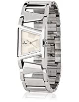 Titan Youth Analog Multi - Color Dial Womens Watch - 2486SM01