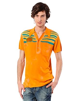 Custo Polo Window (Naranja)