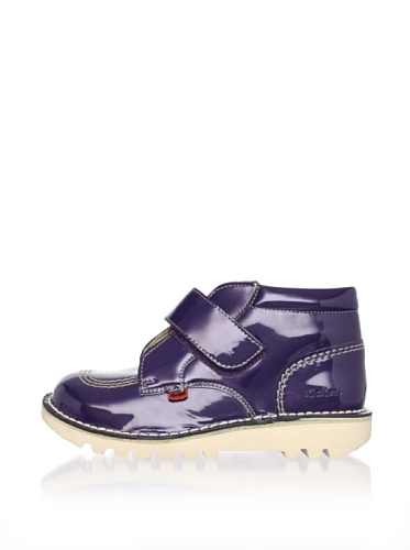 Kickers Kid's Krafty-AW Ankle Boot (Toddler/Little Kid) (Violet)