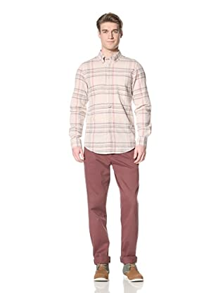 Ben Sherman Men's Clerkenwell Shirt (Taupe)