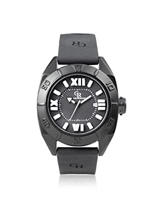 Giulio Romano Men's 6000-14-011 Termoli Black Rubber Watch