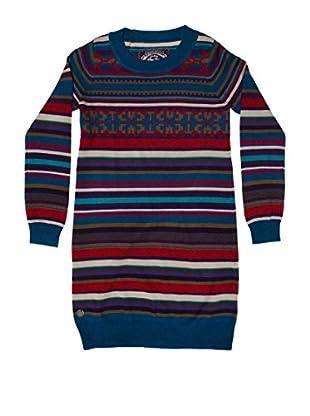 Pepe Jeans London Vestido Petra (Multicolor)