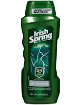 Irish Spring Body Wash Intensify 532ml