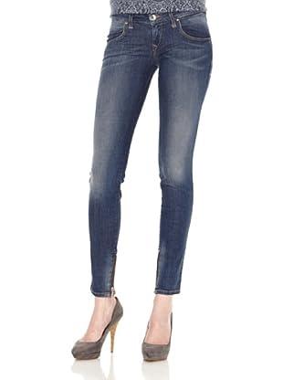 Fornarina Jeans Twiggy Stretch (Blau)