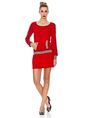 Fornarina Vestido Ambra (Rojo)