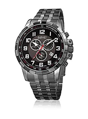August Steiner Reloj de cuarzo Man AS8118BK Negro