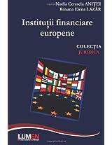 Institutii financiare Europene