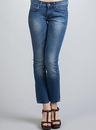 Lee Pantalón Amy Royal Fresh (Azul Royal)