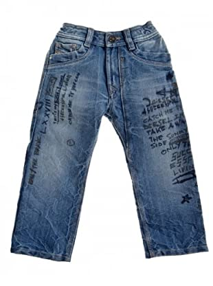 Diesel Kid Jeans Timmen Sp7 (Denimblau)