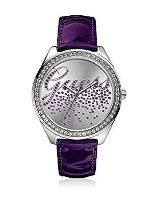 Guess Reloj de cuarzo Woman Plata 45 mm