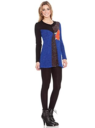Hhg Vestido Telma (Azul)