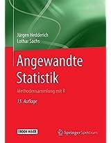 Angewandte Statistik: Methodensammlung mit R