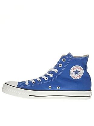 Converse AS Season Hi 127997C - Zapatillas de lona estilo bota unisex (Azul)