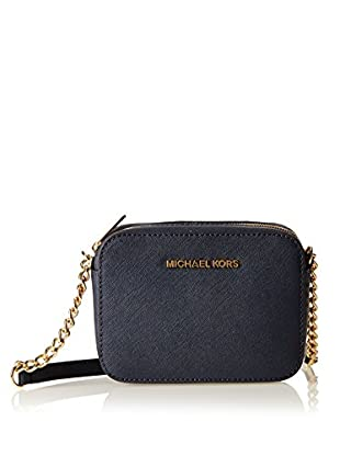 Michael Kors Bandolera Jet Set Travel Saffiano Crossbody