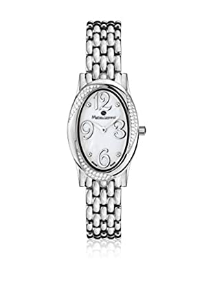 Mathieu Legrand Reloj de cuarzo Woman Plateado 23 mm
